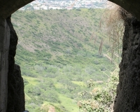 diamond head tunnel by photographer miyuki edwards