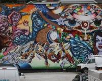 Toronto mural photographer  miyuki edwards