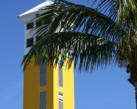 Bahamas tower by photographer miyuki edwards