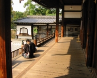 temple photograph by miyuki edwards