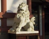 kyoto statue photograph by miyuki edwards