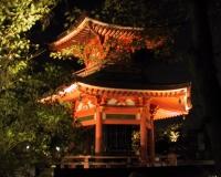 kyoto temple photograph by miyuki edwards