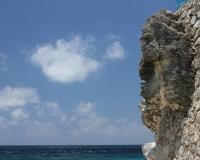 miyuki edwards photograph of rock face