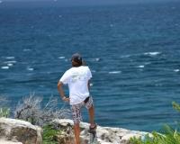 miyuki edwards photograph overlooking caribbean sea