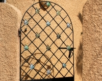 miyuki edwards photograph of artistic gate